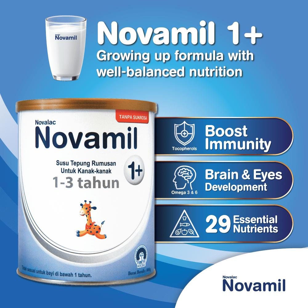 Novamil 1+ October 2020
