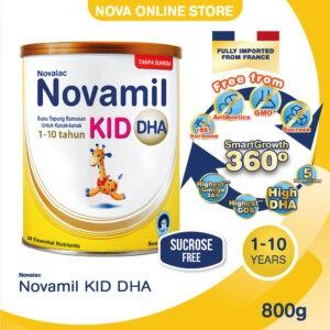 Novamil KID DHA Growing Up Milk (800g)